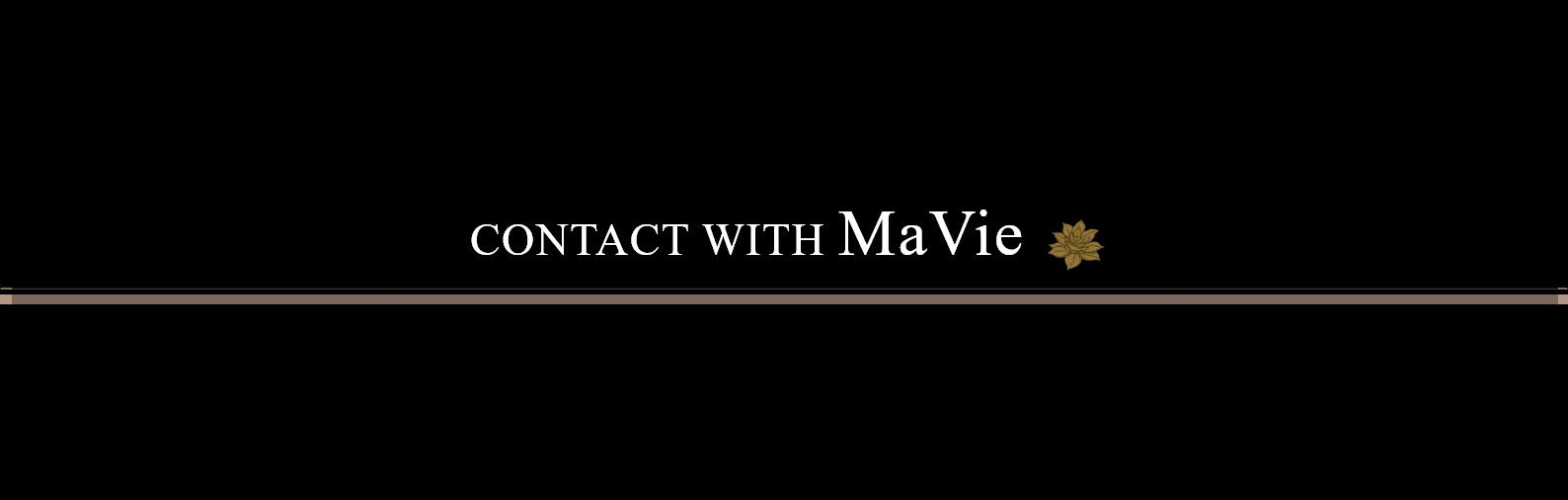 CONTACT WITH MAVIE